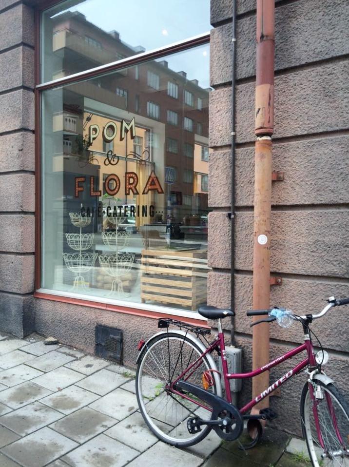 Pom och Flora 1